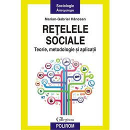 Retelele sociale - Marian-Gabriel Hancean, editura Polirom