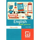 Memorator English Pocket Grammar - Cecilia Croitoru, editura Booklet