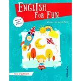 English for Fun. Jocuri si activitati - Clasa pregatitoare, editura Booklet