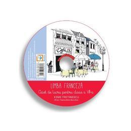 CD Franceza - Clasa 7 - Esme Tretinescu, editura Booklet