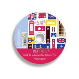 CD Engleza - Clasa 7 - Valentina Barabas, Laura Stanciu, editura Booklet