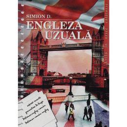 Engleza Uzuala - Simion D., editura Calin