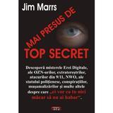 Mai presus de top secret - Jim Marrs, editura Antet