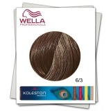 Vopsea Permanenta - Wella Professionals Koleston Perfect nuanta 6/3