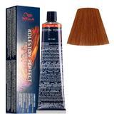 Vopsea Crema Permanenta - Wella Professionals Koleston Perfect ME+ Vibrant Reds, nuanta 6/34 Blond Inchis Auriu Aramiu