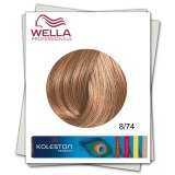 Vopsea Permanenta - Wella Professionals Koleston Perfect nuanta 8/74