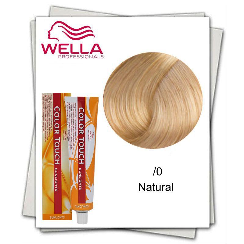Nuantator Fara Amoniac Wella Professionals Color Touch Sunlights