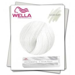 Vopsea Demi Permanenta Nuantatoare - Wella Instamatic by Color Touch Clear Dust