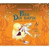 Fata din dafin - Set 2 carti + Cd, editura Aramis