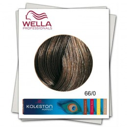 Vopsea Permanenta - Wella Professionals Koleston Perfect nuanta 66/0 blond inchis intens