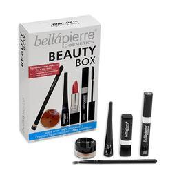 Set Ochi Si Buze Beauty Box - Catwalk (roz Nud) Bellapierre