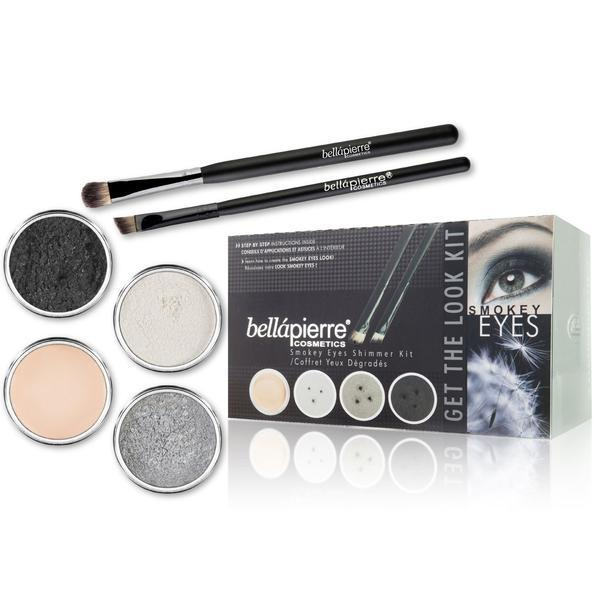 Set cadou Get The Look – Smokey Eyes – BellaPierre