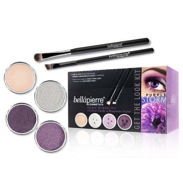 Set cadou Get The Look - Purple Storm - BellaPierre esteto.ro