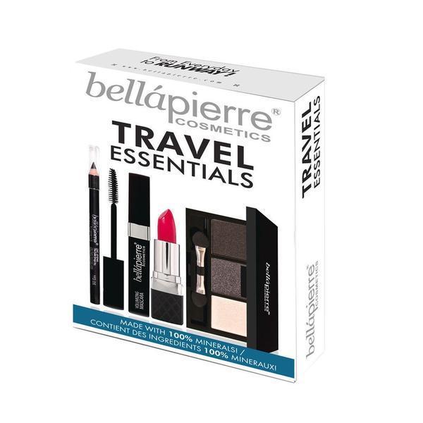 Set cadou Travel Essentials Olive/Envy BellaPierre