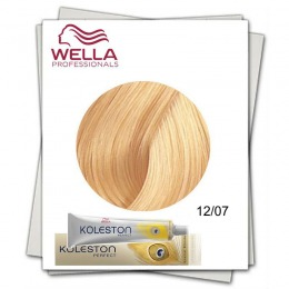 Vopsea Permanenta - Wella Professionals Koleston Perfect nuanta 12/07 special blond natural castaniu