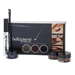 Set Ochi Si Sprancene Eye & Brow Bellapierre