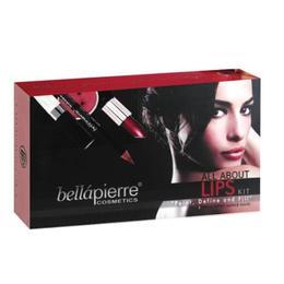 Set de buze All About Lips Kit Day BellaPierre
