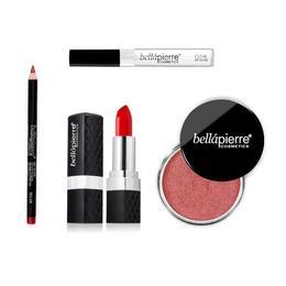 Set de buze All About Lips Kit - Evening BellaPierre