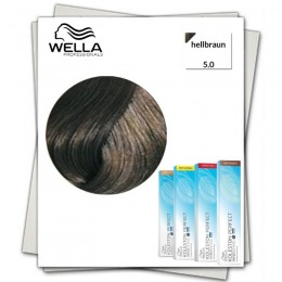 Vopsea Permanenta - Wella Professionals Koleston Perfect Innosense nuanta 5/0 castaniu deschis