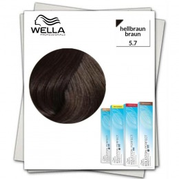 Vopsea Permanenta - Wella Professionals Koleston Perfect Innosense nuanta 5/7 castaniu deschis castaniu natural