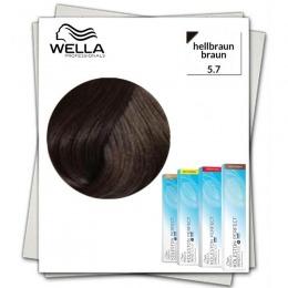 Vopsea Permanenta - Wella Professionals Koleston Perfect Innosense nuanta 5/7 castaniu deschis castaniu natural
