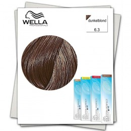 Vopsea Permanenta - Wella Professionals Koleston Perfect Innosense nuanta 6/3 blond inchis auriu