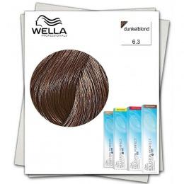 Vopsea Permanenta - Wella Professionals Koleston Perfect Innosense nuanta 6/3 blond inchis auriu