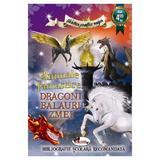 Animale fantastice: Dragoni, balauri, zmei, editura Aramis
