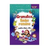 Gramatica limbii romane - Clasa a 4-a - Aurelia Fierascu, Ana Lapovita, editura Aramis