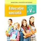 Educatie sociala - Clasa 5 - Manual + CD - Olga Piriiala, Silviu Nicolae Piriiala, editura Aramis