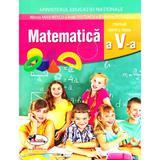 Matematica - Clasa 5 - Manual + CD - Mona Marinescu, Ioan Pelteacu, Elefterie Petrescu, editura Aramis