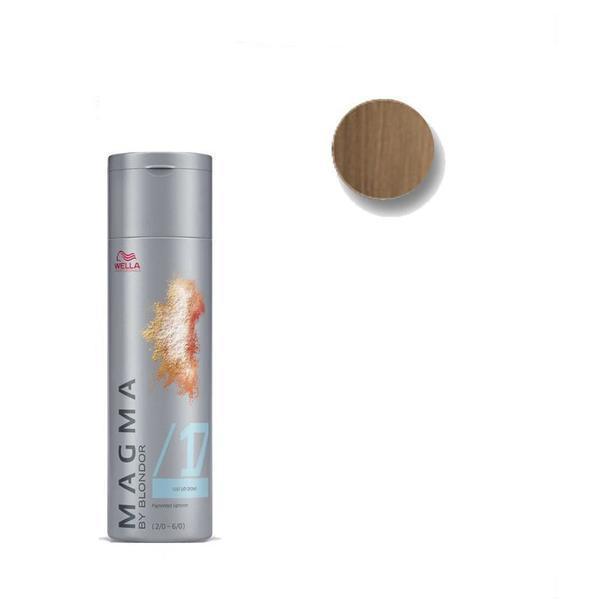 Pudra Nuantatoare pentru Suvite - Wella Professionals Magma by Blondor /17 Pigmented Lightener 120 gr imagine produs