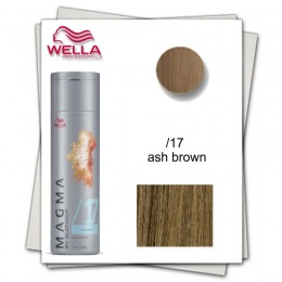 Pudra Nuantatoare pentru Suvite - Wella Professionals Magma by Blondor /17 Pigmented Lightener 120 gr