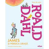 James si piersica uriasa - Roald Dahl, editura Grupul Editorial Art
