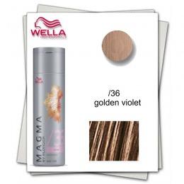 Pudra Nuantatoare pentru Suvite - Wella Professionals Magma by Blondor /36 Pigmented Lightener 120 gr