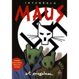 Integrala Maus. Art Spiegelman, editura Grupul Editorial Art