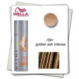 Pudra Nuantatoare pentru Suvite - Wella Professionals Magma by Blondor /39 + Pigmented Lightener 120 gr