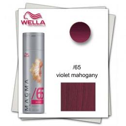 Pudra Nuantatoare pentru Suvite - Wella Professionals Magma by Blondor /65 Pigmented Lightener 120 gr