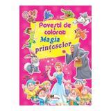 Magia printeselor - Povesti de colorat, editura Aramis