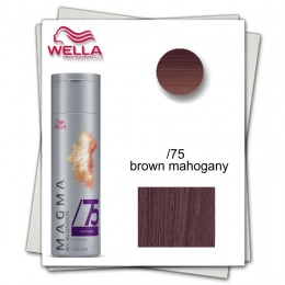 Pudra Nuantatoare pentru Suvite - Wella Professionals Magma by Blondor /75 Pigmented Lightener 120 gr