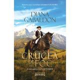 Crucea de foc vol.1 Seria Outlander - Diana Gabaldon, editura Nemira
