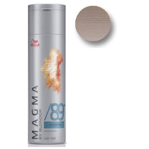 Pudra Nuantatoare pentru Suvite - Wella Professionals Magma by Blondor /89 + Pigmented Lightener 120 gr