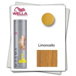 Pudra Nuantatoare pentru Suvite - Wella Professionals Magma by Blondor Limoncello Pigmented Lightener 120 gr