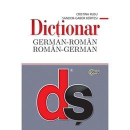 Dictionar GermaN-Roman, RomaN-German - Cristina Rusu, SandoR-Gabor Kortesi