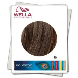 Vopsea Permanenta - Wella Professionals Koleston Perfect nuanta 6/ blond inchis pur