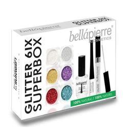 Set cadou sclipici Glitter Superbox BellaPierre