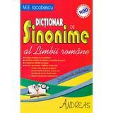 Dictionar de sinonime al limbii romane - M.E. Iacobescu, editura Andreas