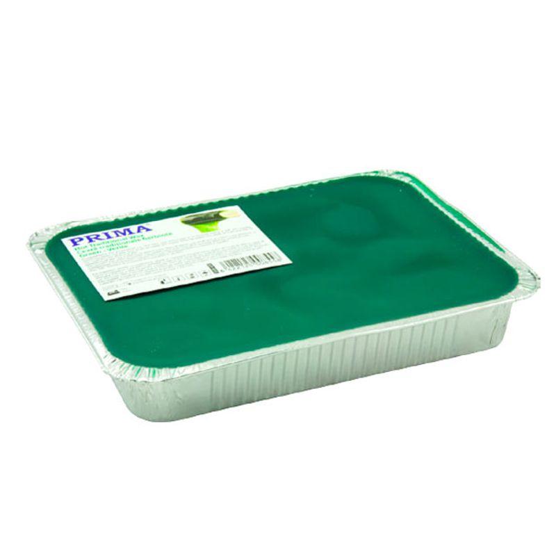 Ceara Epilat Traditionala Bloc Azulena - Prima Traditional Hot Wax Green 1000 ml imagine produs