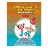 1200 de exercitii si probleme. Matematica - Clasa a 3-a - Ana-Maria Canavoiu, Angelica Gherman, Elena Niculae, editura Litera