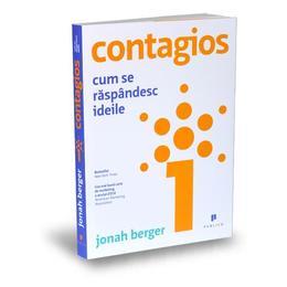 Contagios. Cum se raspandesc ideile - Jonah Berger, editura Publica